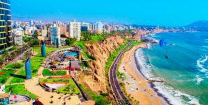 Playas en Miraflores