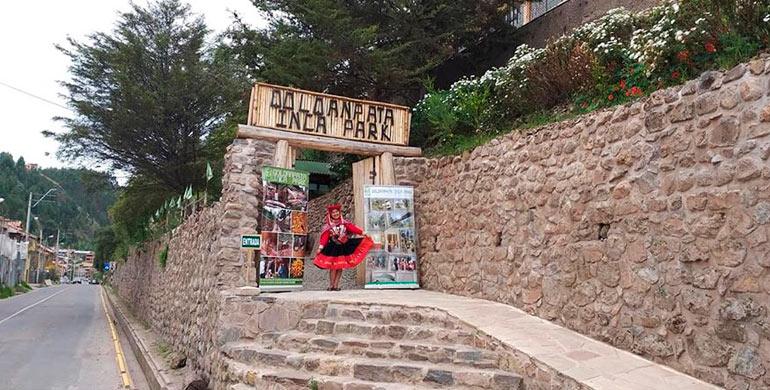 Qolqanpata Inca Park