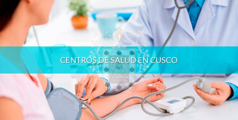Centros de salud en Cusco