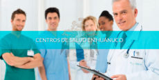 Centros de salud en Huánuco