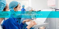 Centros de salud en Ica