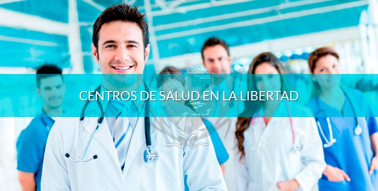 Centros de salud en La Libertad