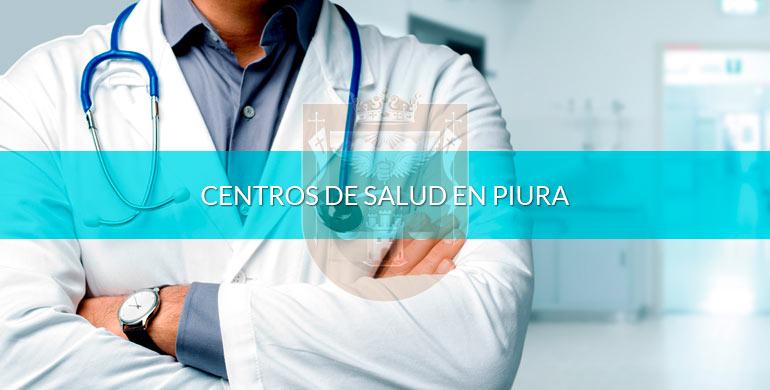 Centros de salud en Piura