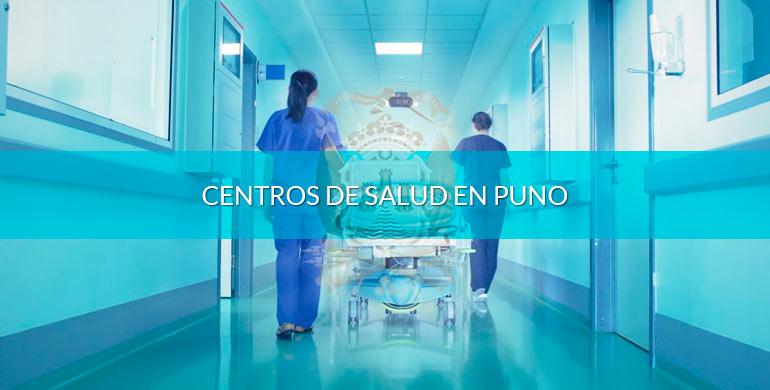 Centros de salud en Puno