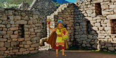 Leyenda la visión de Yupanqui