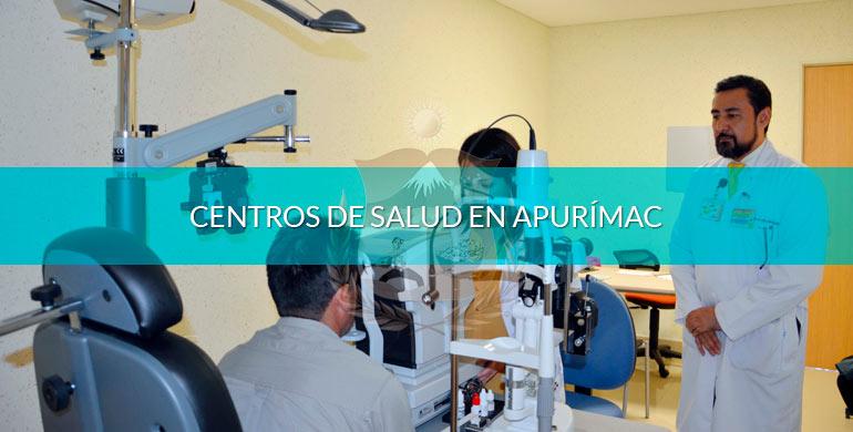 Centros de salud en Apurímac