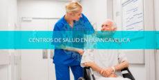Centros de salud en Huancavelica