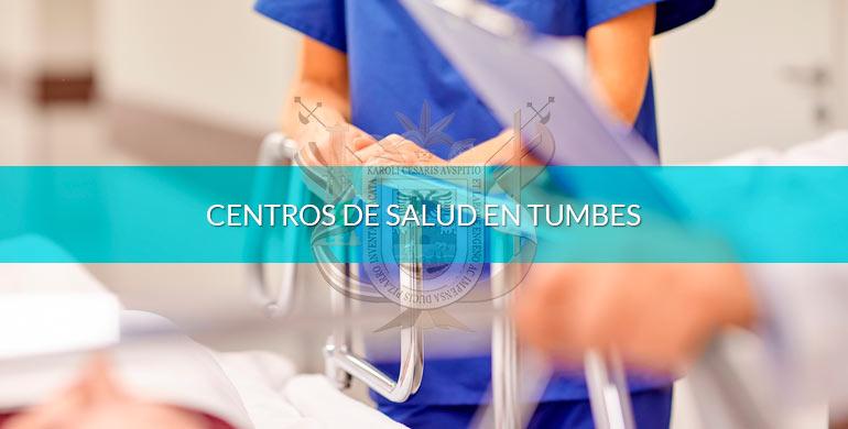Centros de salud en Tumbes