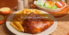 Pollerías en Arequipa