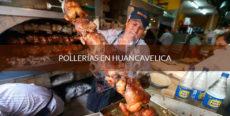 Pollerías en Huancavelica
