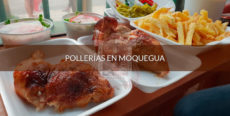 Pollerías en Moquegua