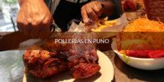 Pollerías en Puno
