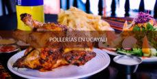 Pollerías en Ucayali