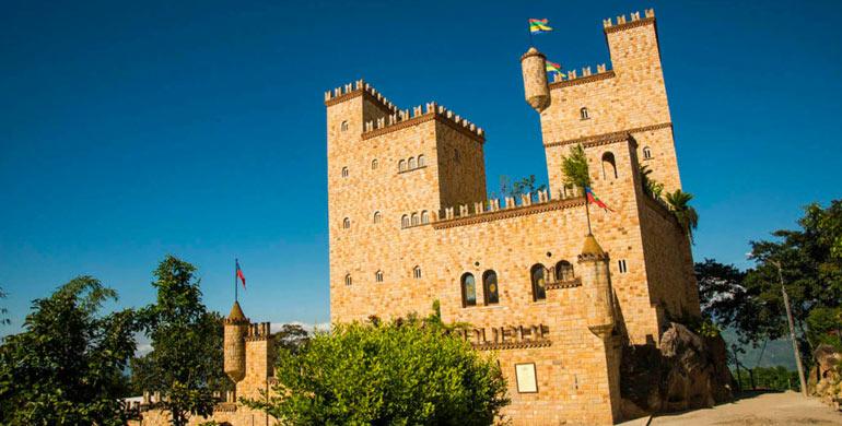 Castillo de Lamas