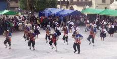 Danza Llama Michiy