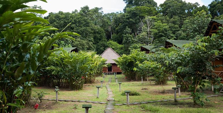 Baawaja Expeditions - Ñape Lodge