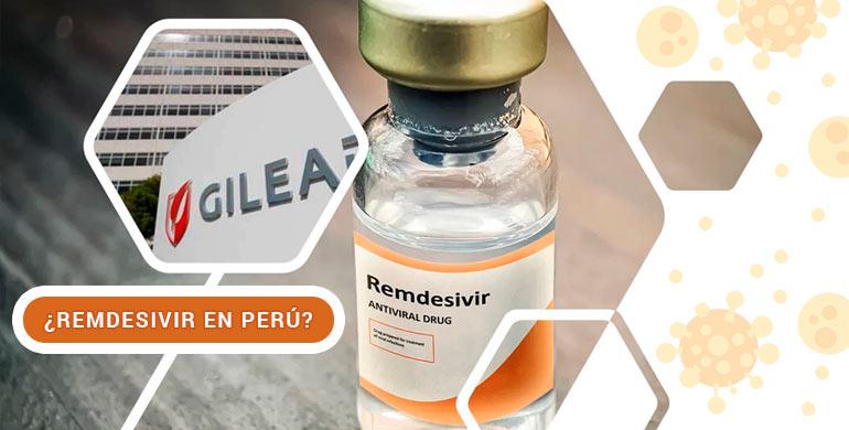 Remdesivir en Perú
