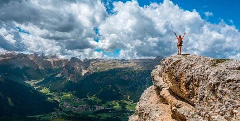 Deporte de montaña sin contagios