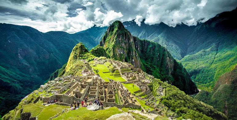 Machu Picchu Reactivación