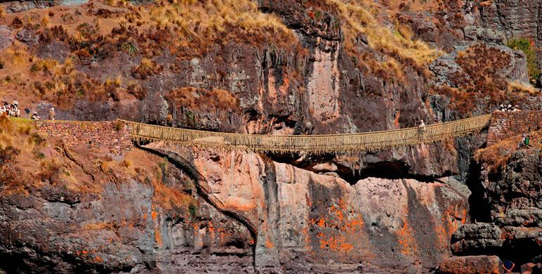 Puente Qeswachaca