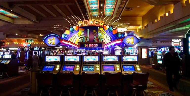 La industria del casino tradicional es la más afectada por el cierre del turismo